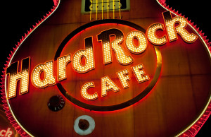 Hard rock-Las-Vegas