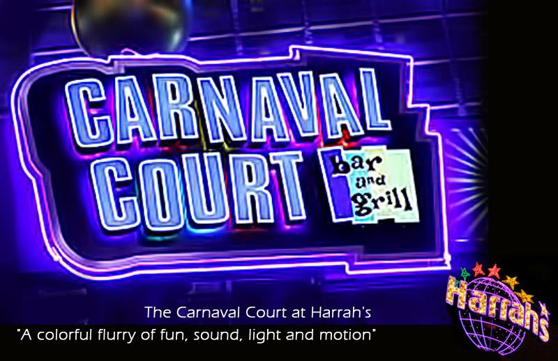 Carnaval Court las vegas