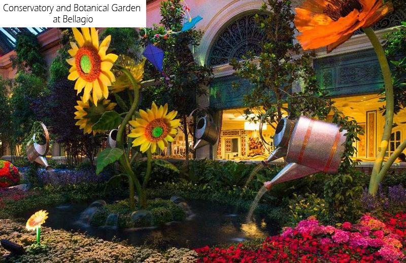 botanical garden bellagio