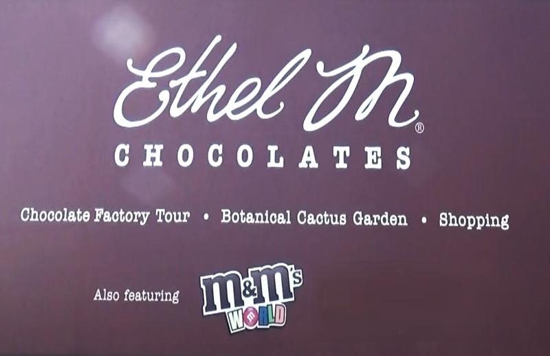 Chocolate factory tour las vegas