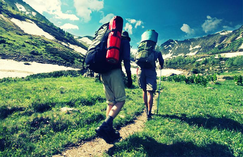 hiking mount charleston