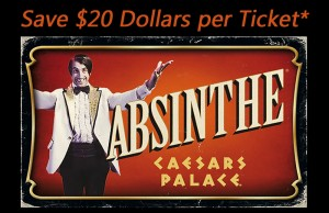 Absinthe the show