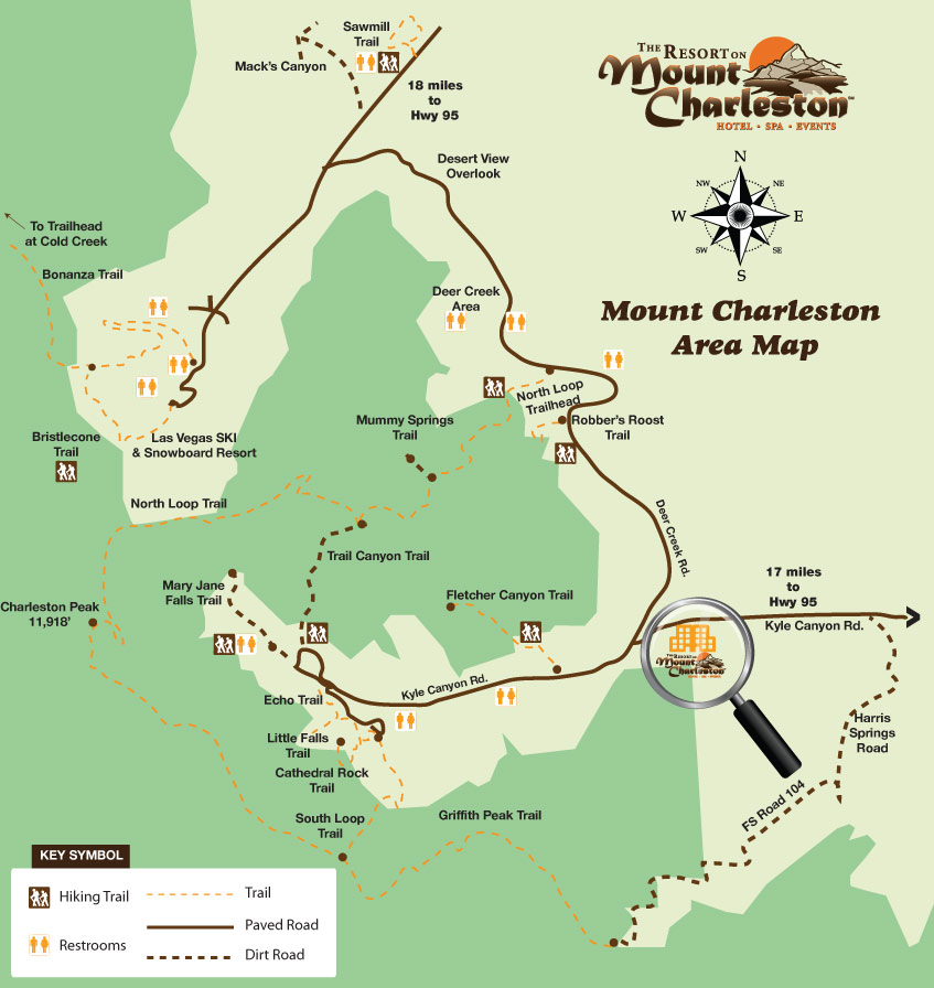 Mount Charleston, Nevada
