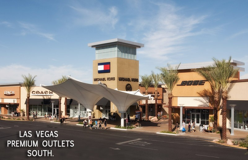 Las-Vegas premium outlets south