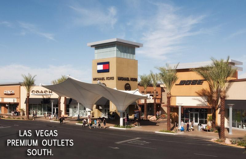 cc35c31a4d8f Las Vegas South Premium Outlets - Do Vegas Deals