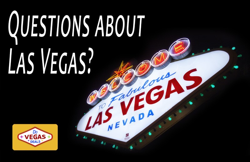 Las Vegas Frecuently asked questions