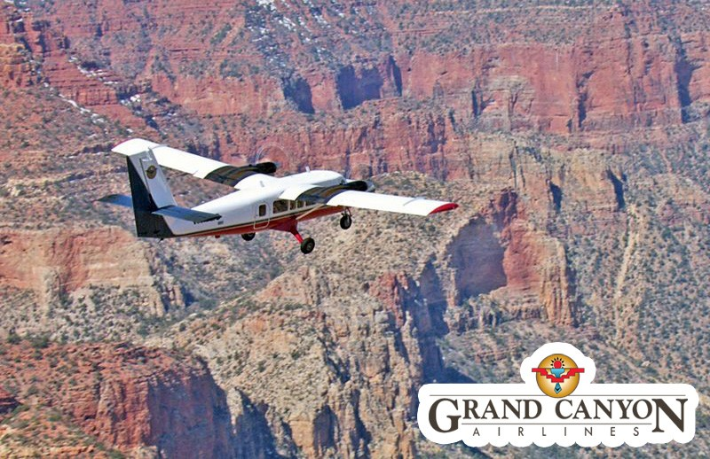 grand canyon arilines tours