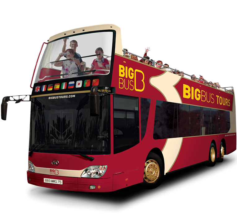 Hop on, hop off bus  tours las vegas