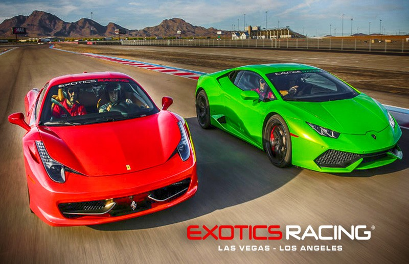 Exotic Racing las vegas